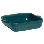 Emile Henry Blue Flame Ceramic 2.5 Quart Square Baking Dish