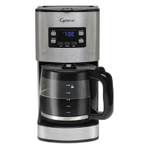 Capresso SG300 Stainless Steel 12 Cup Drip Coffee Maker