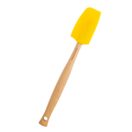 Le Creuset Craft Series Small Soleil Silicone and Wood Spatula