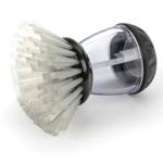 RSVP Black Nylon Bristle Dish Brush