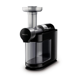 Philips Avance Collection Black Micro Masticating Juicer