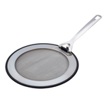 Le Creuset Stainless Steel 9.25 Inch Splatter Guard