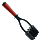 Norpro Grip-EZ Black Chop/Stir/Mash Kitchen Tool