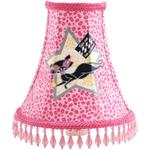 Pinkie Cat Goes Hollywood Decorative Lampshade Night Light