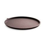 Lékué Brown Silicone 14 Inch Perforated Pizza Pan