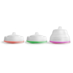 Prepara Assorted Color Chop Savor Collapsible Container, Set of 3