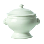 La Porcellana Bianca by Fortessa Tableware Solutions Chimera Lion Tureen with Lid