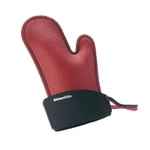 Cuisipro KitchenGrips Black and Red FLXaPrene Small Chef's Mitt