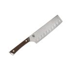 Shun Kanso 6.5 Inch Hollow Ground Nakiri Vegetable Knife