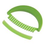 Kuhn Rikon Green 6 Inch Krinkle Knife