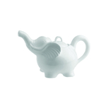 La Porcellana Bianca Elefanti Elephant 25.4 Ounce Tea Pot