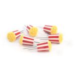 Charcoal Companion Popcorn Corn Holder, Set of 4 Pairs
