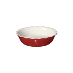 Emile Henry Rouge Ceramic 5.5 Inch Mini Pie Dish