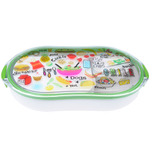 French Bull Foodie Pack and Snack Container