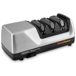 Chef's Choice 120 EdgeSelect Professional Brushed Metal Electric Knife Sharpener
