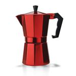 Primula Red Aluminum 24 Ounce Stovetop Espresso Maker