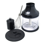 All-Clad Mini Chopper and Whisk Attachments for Hand-held Immersion Blender