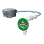 BeerTender Heineken Replacement Tube, Set of 6