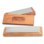 Chef's Choice EdgeCrafter Diamond Knife Sharpening Stone #400DS, 6 Inch