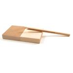 Scandicrafts Wooden Garganelli Maker with Open Rod