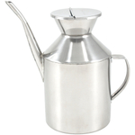Large Oil Can 18/8 Stainless Steel 24oz Professional