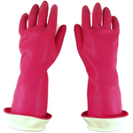 Casabella Pink Water Stop Premium Small Gloves
