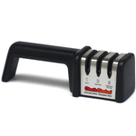 Chef's Choice Black Diamond Hone 3 Stage Manual Sharpener #4623