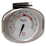 Taylor Connoisseur Dial Oven Thermometer Stainless Steel