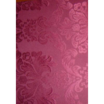 Regency Cranberry Red 60x84 Oblong Damask Tablecloth