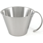 Linden Sweden 4 Cup Stainless Steel Measuring Cup