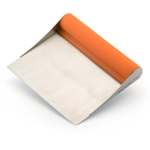 Rachael Ray Tools Orange Bench Scrape Shovel