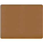 WellnessMats Tan Standard Anti-Fatigue Mat, 5 x 4 Foot