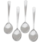 Norpro Espresso Coffee Stainless Steel Spoons, Set of 4