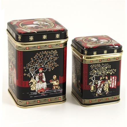 Japanese Loose Tea Canister 100 Gram