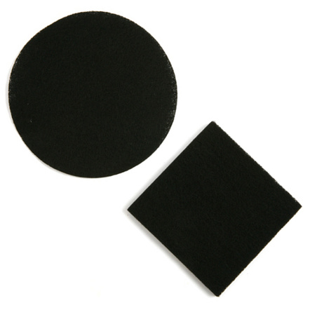 Norpro Replacement Charcoal Filter for Stainless Steel Compost Pail 2 Piece