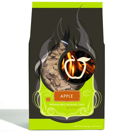 Outset Apple Wood Smoking Chips