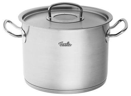 Fissler Original Pro Collection Stainless Steel High Stew Pot, 9.6 Quart