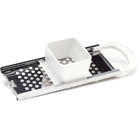 Norpro White Plastic and Stainless Steel Spaetzle Maker