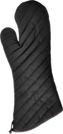 RSVP Black Barbecue Grill Mitt