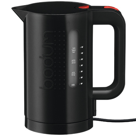 Bodum Bistro Black Electric Water Kettle, 34 Ounce