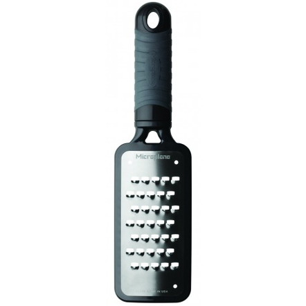 Microplane Home Series Black Extra Coarse Grater