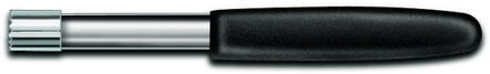 Victorinox Stainless Steel Apple Corer with Black Polypropylene Handle, 3.5 Inch
