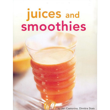 Tuttle Juices and Smoothies Hardcover Cookbook