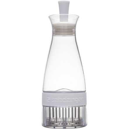 Zing Anything Salad Zinger White Salad Dressing Infuser, 7 Ounce