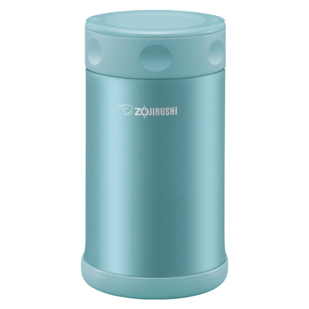 Zojirushi Blue Stainless Steel 25 Ounce Food Jar