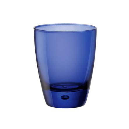 Bormioli Rocco Luna Midnight Blue 11.5 Ounce DOF Glass