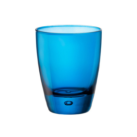 Bormioli Rocco Luna Cobalt 11.5 Ounce DOF Glass