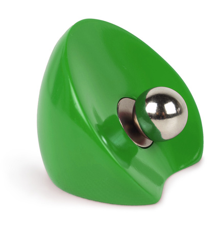 Architec Green Magnetic Recipe Rock Holder
