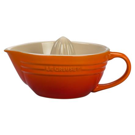 Le Creuset Flame Stoneware Citrus Juicer