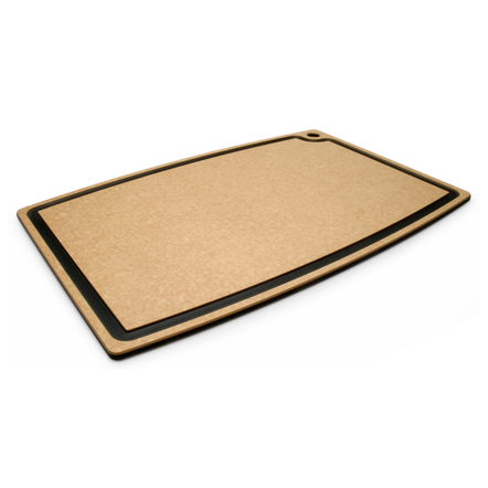 Epicurean Chef Series Natural with Slate 27 x 18 Inch Cutting Board